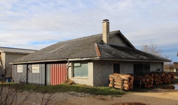Vente maison / villa Chevillard 50000€ - Photo 1