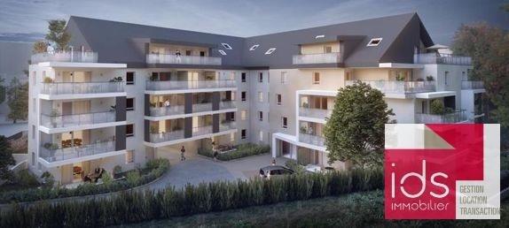 Venta  apartamento Chambery 175000€ - Fotografía 1
