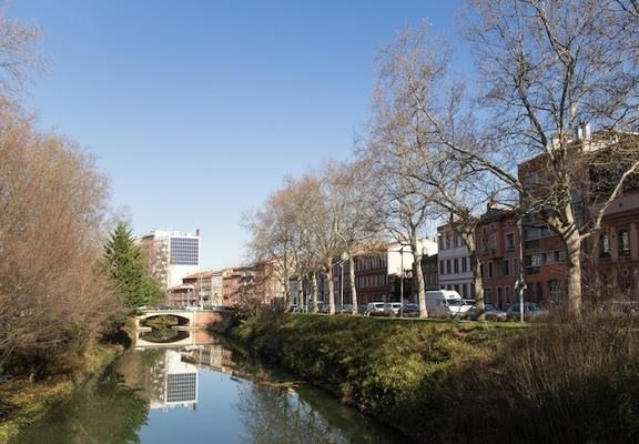 Sale apartment Toulouse 276 000€ - Picture 1