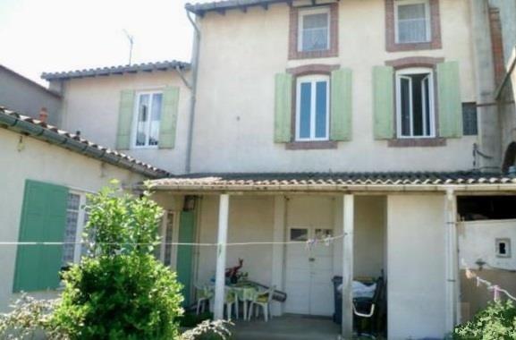 Sale house / villa Mazamet 109000€ - Picture 1