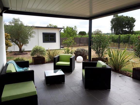 Vente maison / villa St andre de cubzac 420000€ - Photo 7