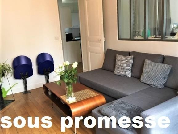 Sale apartment Asnieres sur seine 329 600€ - Picture 1