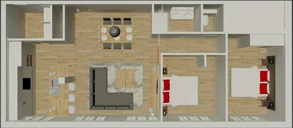 Sale apartment Bois le roi 239000€ - Picture 5