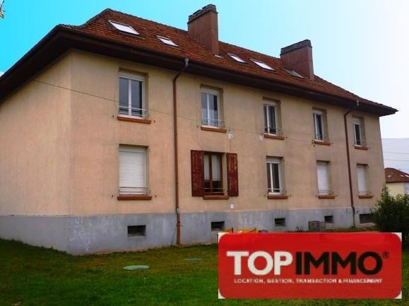 Investment property building Saulcy sur meurthe 220000€ - Picture 1