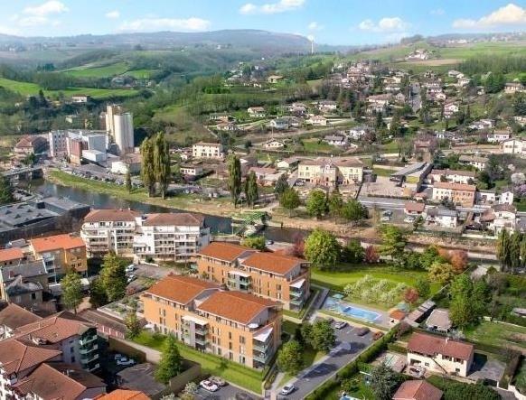 Sale apartment Lozanne 291000€ - Picture 2