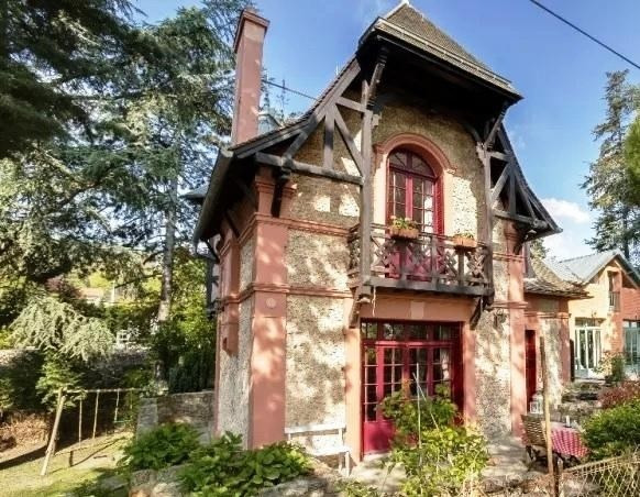 Sale house / villa Villennes sur seine 630000€ - Picture 1