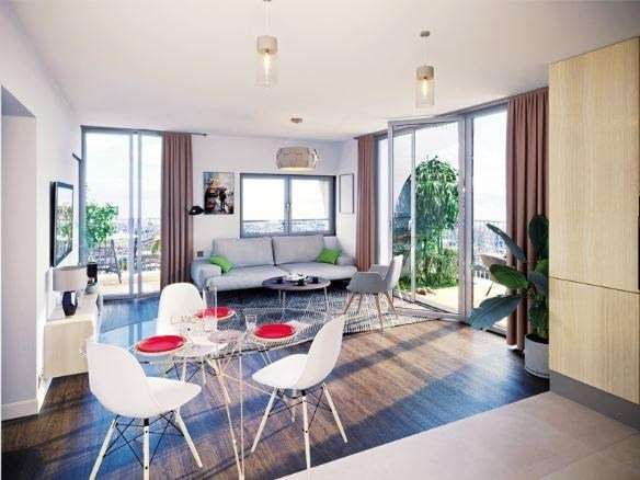 Verkoop  appartement Paris 13ème 725800€ - Foto 5