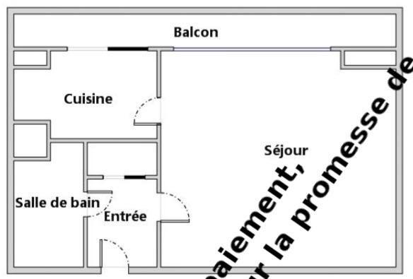 Sale apartment Paris 14ème 252000€ - Picture 4