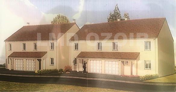 Vente maison / villa Le plessis-feu-aussoux 241500€ - Photo 1