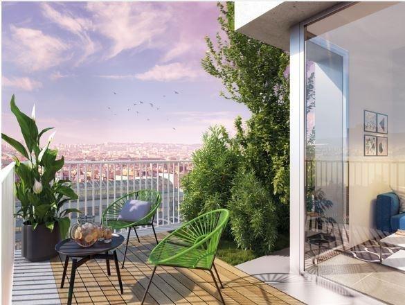 Verkoop  appartement Paris 13ème 725800€ - Foto 4