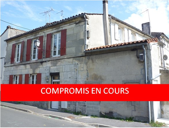 Vente maison / villa Cognac 69 000€ - Photo 1