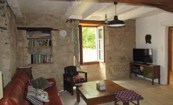 Sale house / villa Néré 96 000€ - Picture 4
