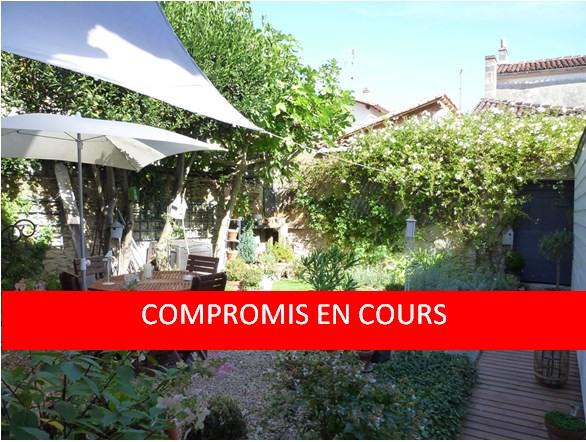 Vente maison / villa Cognac 159000€ - Photo 1