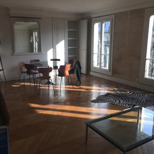 Location appartement Paris 3ème 3 995€ CC - Photo 3
