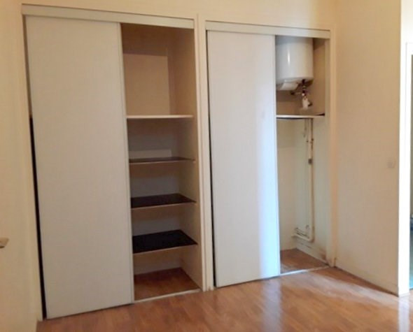 Rental apartment Villeurbanne 395€ CC - Picture 3