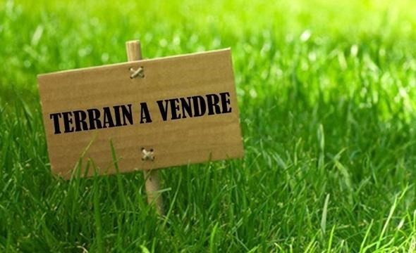 Vente terrain Quimper 107 000€ - Photo 1