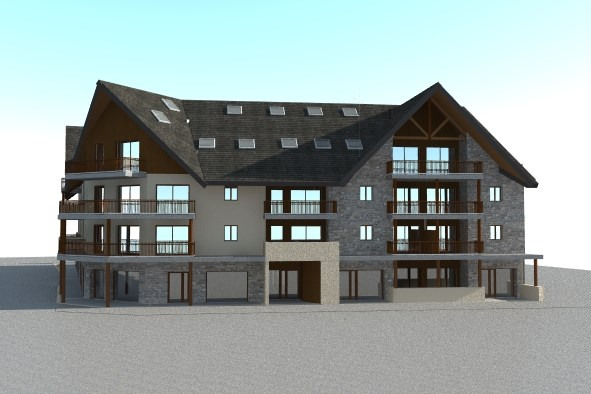 Sale apartment Saint-lary-soulan 308 779€ - Picture 4