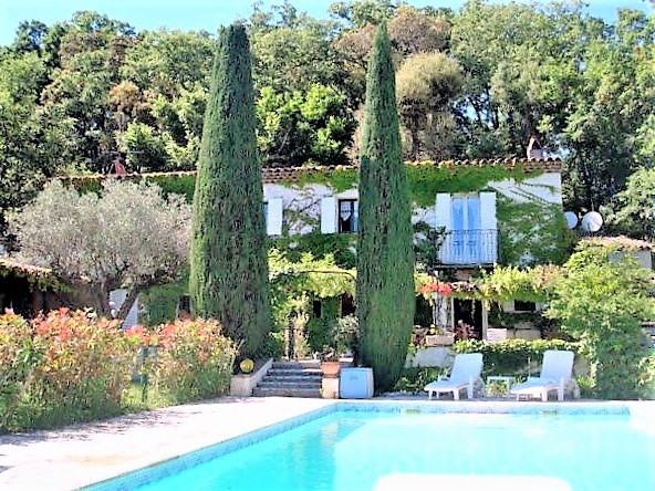 Vente de prestige maison / villa Les adrets de l esterel 787500€ - Photo 1