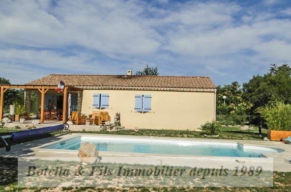 Vente maison / villa Uzes 287000€ - Photo 4
