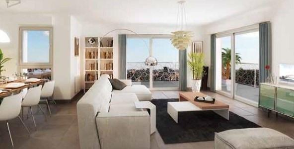 Immobile residenziali di prestigio appartamento Lyon 3ème 613480€ - Fotografia 2
