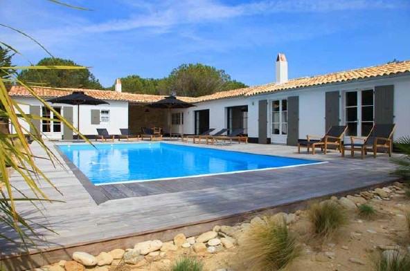 Vente de prestige maison / villa Les portes en re 2870000€ - Photo 1