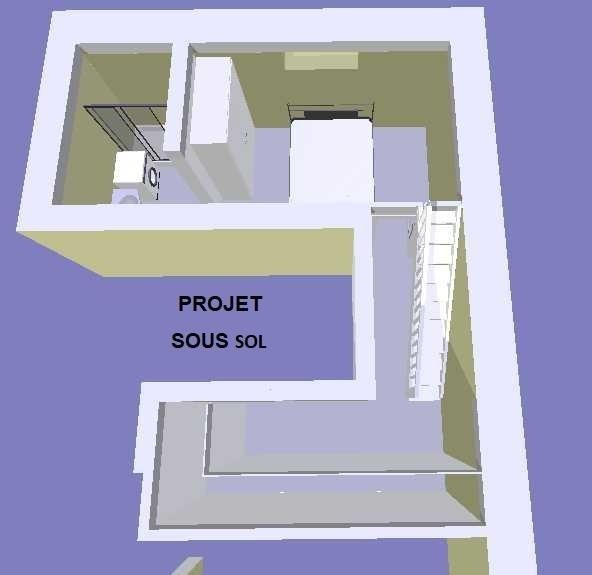 Vente local commercial Bordeaux 229 500€ - Photo 3