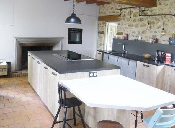 Deluxe sale house / villa Champenard 385000€ - Picture 6