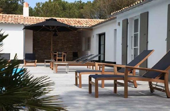 Vente de prestige maison / villa Les portes en re 2870000€ - Photo 6