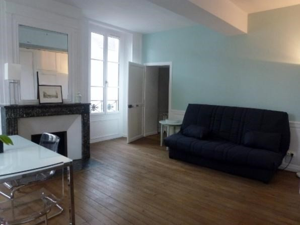 Rental apartment Fontainebleau 950€ CC - Picture 1