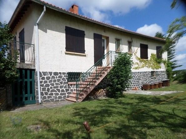 Sale house / villa St martin de fugeres 181500€ - Picture 1