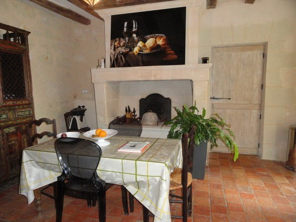 Deluxe sale house / villa Angers 25 mn nord 350000€ - Picture 6