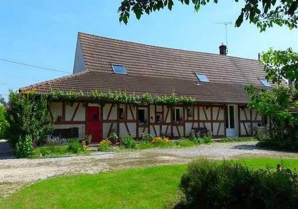 Sale house / villa Branges 269000€ - Picture 2