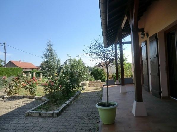 Location maison / villa St etienne en bresse 850€ CC - Photo 7