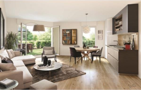 Vente appartement Plaisir 292200€ - Photo 2