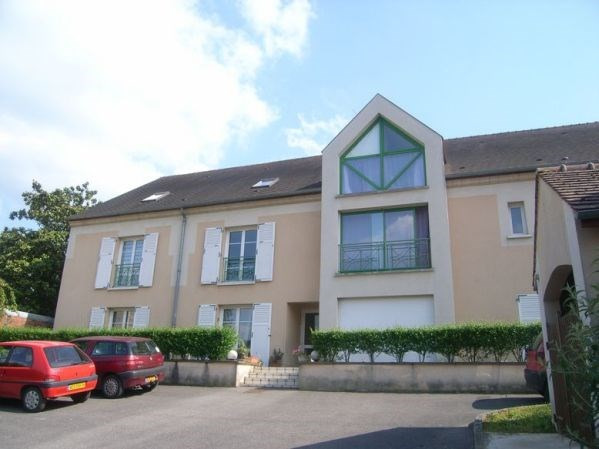 Rental apartment Janville sur juine 450€ CC - Picture 1