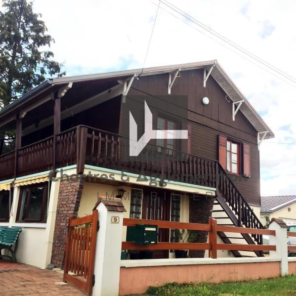Vente maison / villa Courville sur eure 97200€ - Photo 1