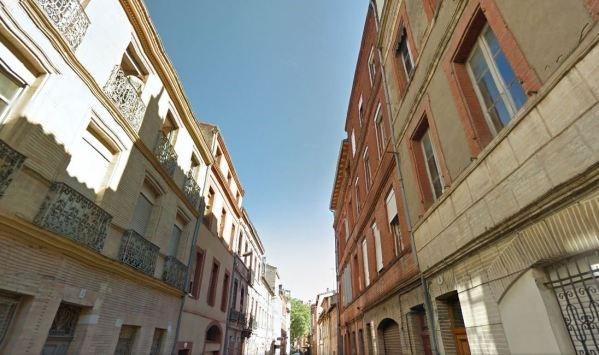 Location appartement Toulouse 537€ CC - Photo 1
