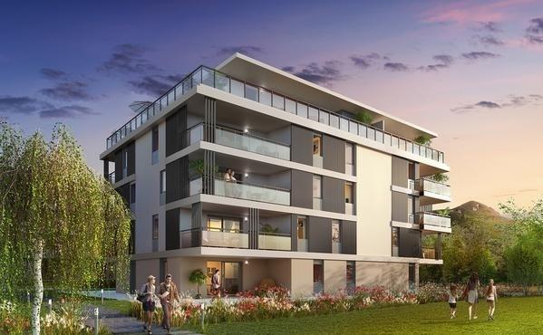 Sale apartment St jorioz 343000€ - Picture 1