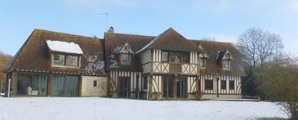 Vente de prestige maison / villa St gatien des bois 884000€ - Photo 1