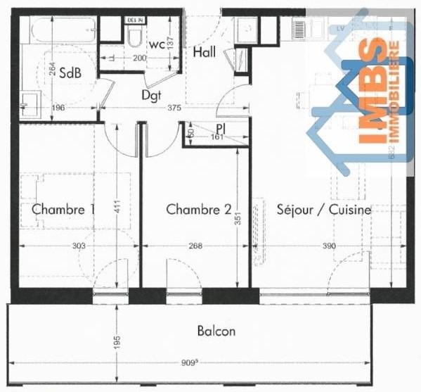 Alquiler  apartamento Brumath 740€ CC - Fotografía 2
