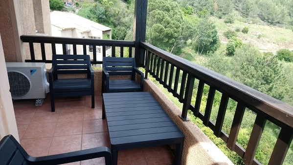 Location vacances appartement Les issambres 450€ - Photo 6