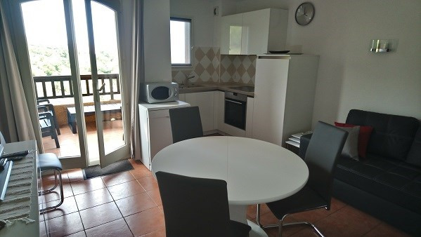 Vacation rental apartment Les issambres 450€ - Picture 1