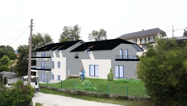 Appartement T4 NEUF, calme et lumineux, 88 m² Aix Les Bains