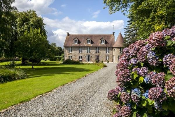 Vente de prestige château Avranches 610000€ - Photo 1