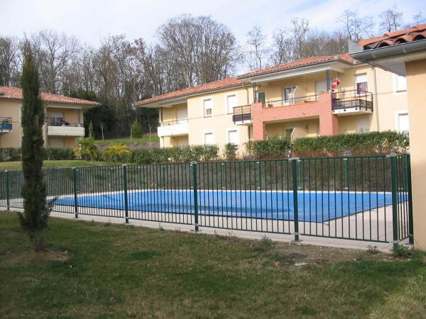 Rental apartment Fonsorbes 548€ CC - Picture 1