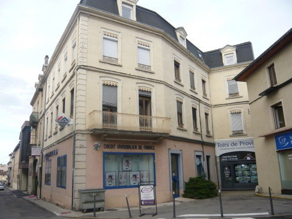 Location local commercial Bourgoin jallieu 1 350€ CC - Photo 1