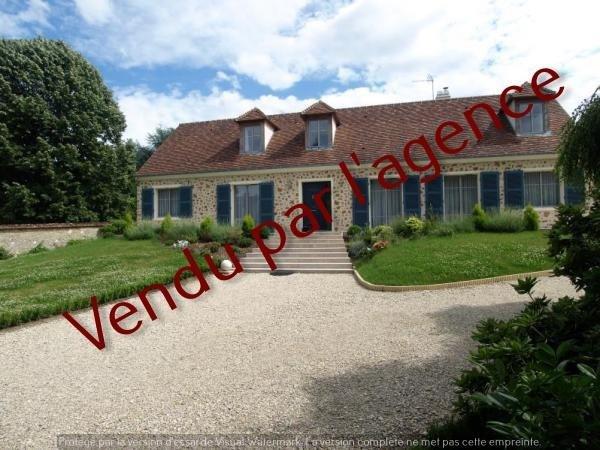 Deluxe sale house / villa Montfort l amaury 1295000€ - Picture 1