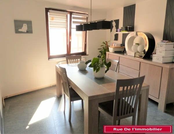 Sale house / villa Bouxwiller 166200€ - Picture 2
