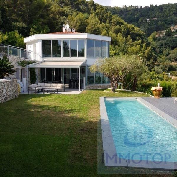 Vente de prestige maison / villa Roquebrune cap martin 2850000€ - Photo 8