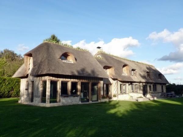 Vente de prestige maison / villa St gatien des bois 1092000€ - Photo 1